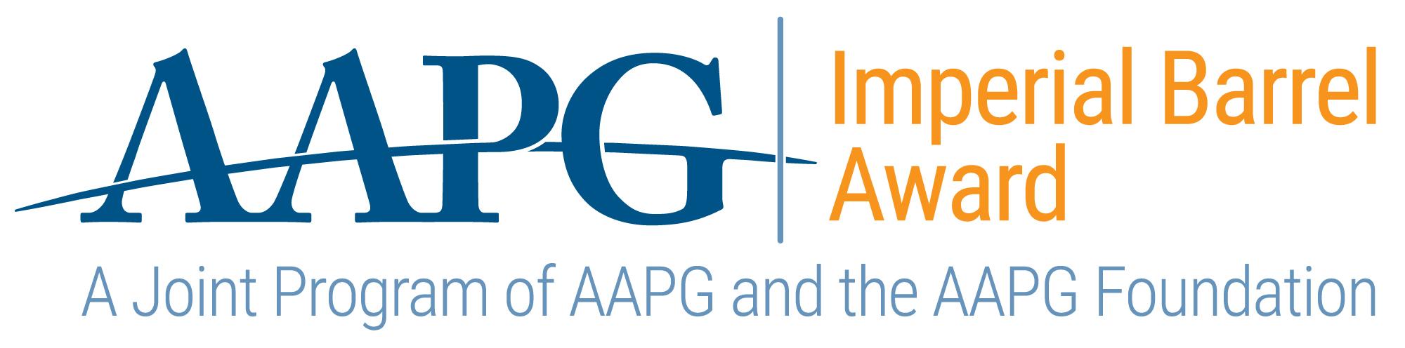 aapg imperial barrel award program